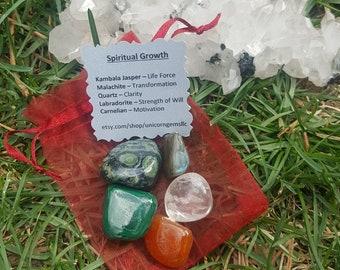 Spirituele groei Pouch