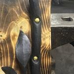 Custom Order: Door Pulls for Sandra Finlay