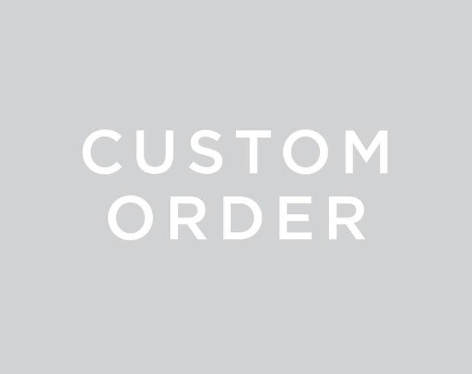 Custom Stationery Order