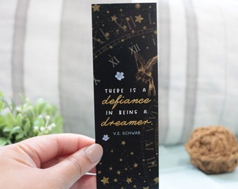 There Is A Defiance (Addie Larue) Bookmark