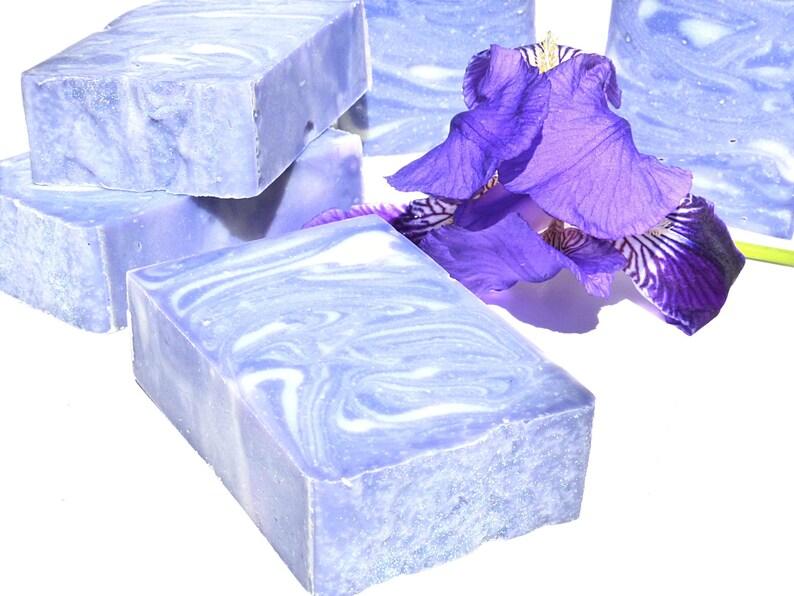 AMETHYST Vegan Soap Handmade Gift Ideas Under 10