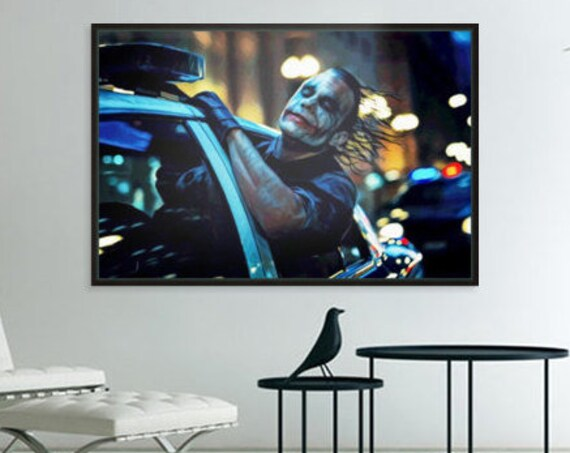 Joker joyride from  batman returns