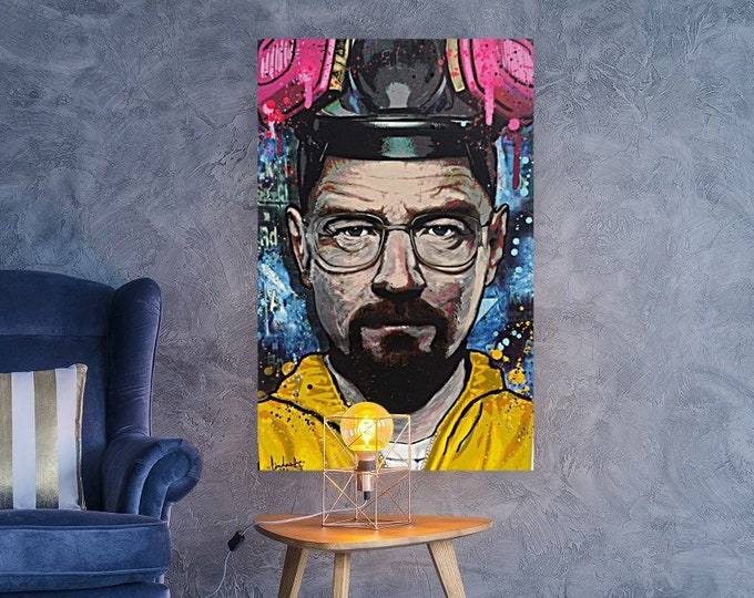 "Breaking bad ""Heisenberg"""