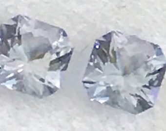 Flanders Cut, 3.5mmTanzanite Pair