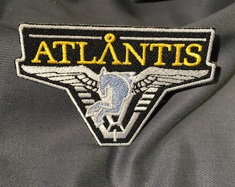 Stargate Atlantis Patch