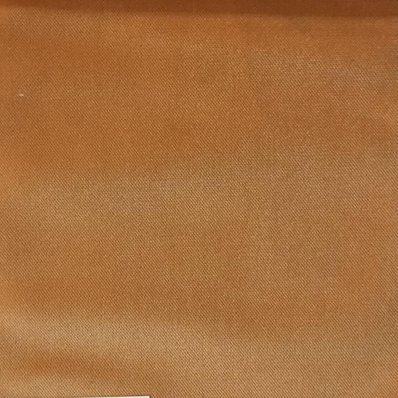 Velvet Upholstery Fabric Byron Satsuma Premium Plush Etsy