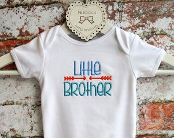 Little Brother, baby boy, new baby gift