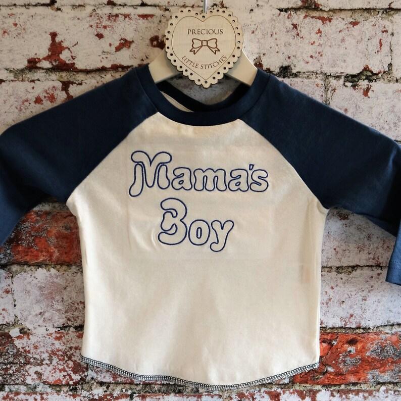 Genieße am niedrigsten Preis Freiraum suchen herren Muttersöhnchen T-shirt, Baby junge Geschenk, jungen T-shirt