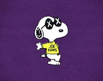 6c10325fd785 KAWS x Peanuts
