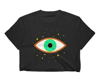 Mystic Vision Crop Top