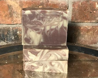 Beneath the Stars handcrafted homemade soap all natural Christmas Gift