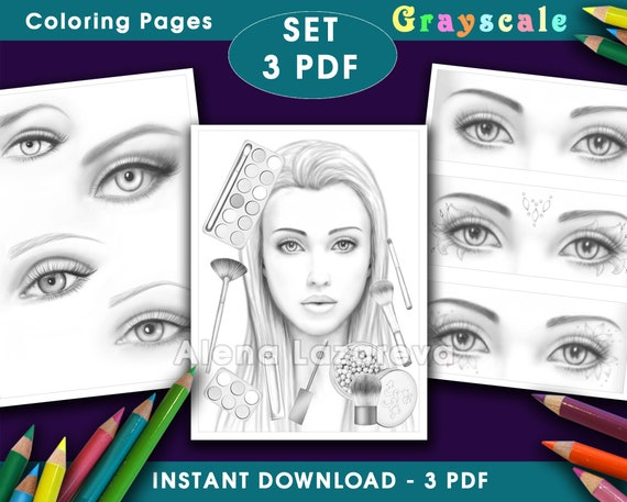 coloring-book-pages-eyes-with-eye-want-to-be-colored-adult-page-by ... | 457x570