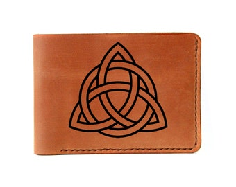 Celtic knot wallet  f08c1749bb