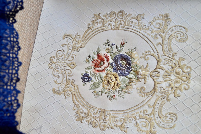 Luxury upholstery fabric Tapestry fabric