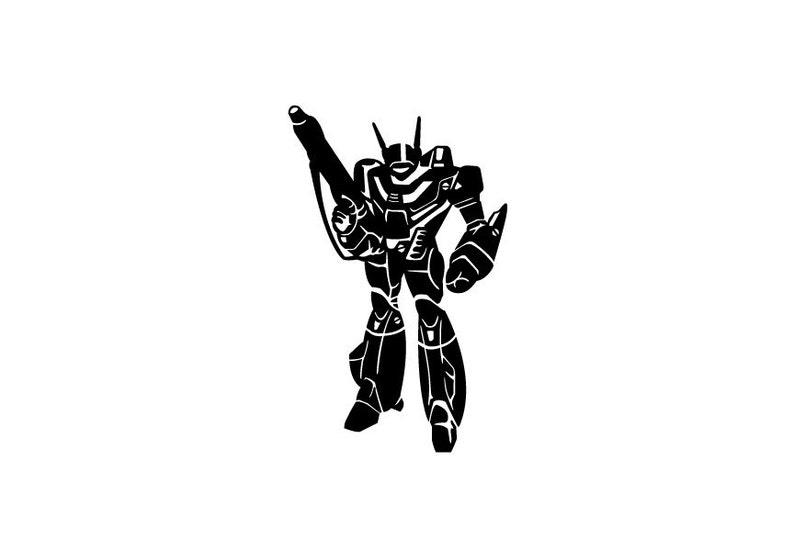 Papercraft Robotech Download