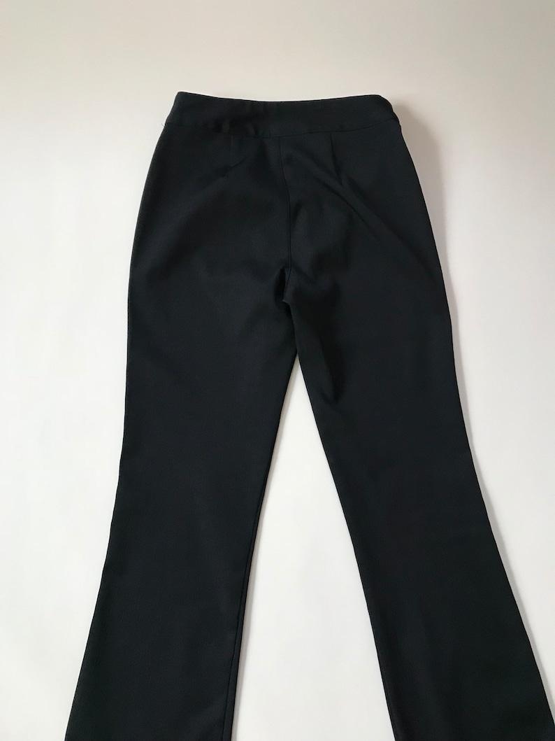 black skinny pants 1990s Express pants