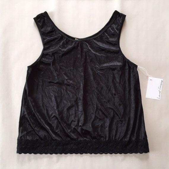 black velvet crop top | lace camisole tank top