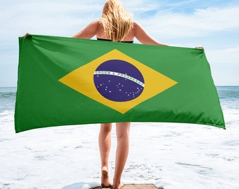 """GREECE FLAG Beach Towel 30/"""" x 60/"""""""