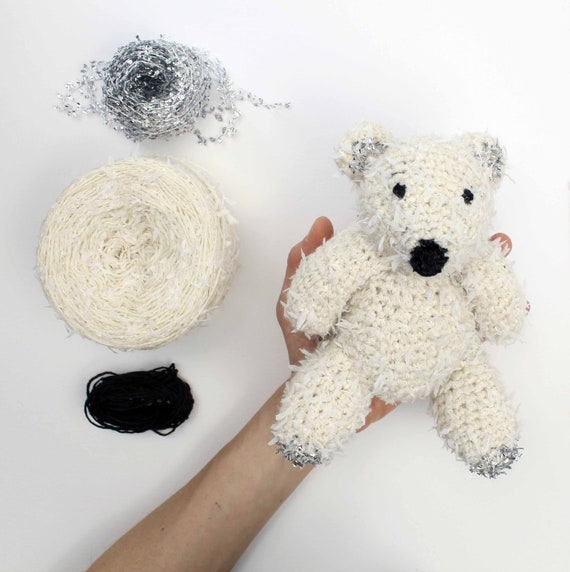 Tuva Amigurumi Crochet Kit - 008 Sunny and Bill - Azuleta | 572x570