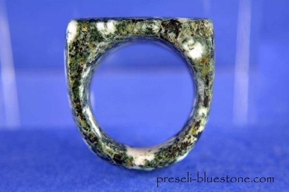 Statement men's Ring, hand made by Ivo Manus IM inner Ø 21 mm (#02)