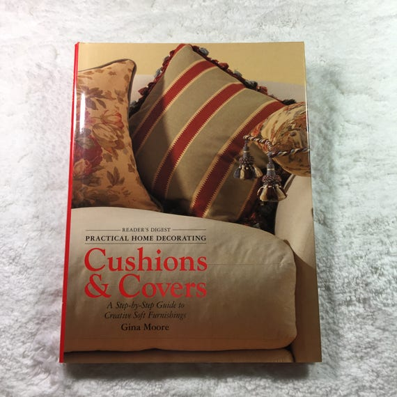 Readers Digest Cushions And Covers By Gina Moore A Etsy