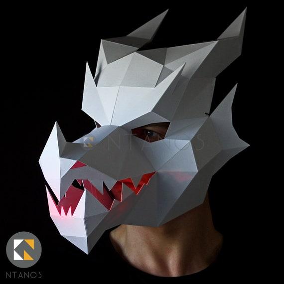 3d Scanner Image: 3d Origami Dragon | 570x570