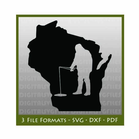 Download Free Svg Wisconsin Ice Fishing Svg 7151 Amazing Svg File Free Svg File For Cricut Design Cuts