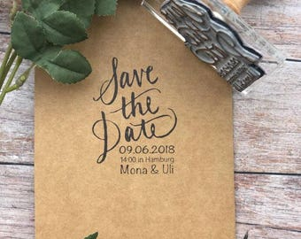 Save The Date Stamp, wedding stamp, save the date,Rubber Stamp, custom stamp, stamp, wedding invitation stamp, wedding Rsvp, wedding