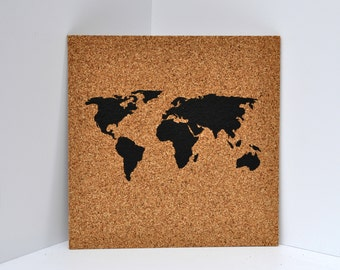 Corkboard map etsy gumiabroncs Images