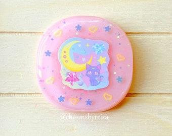 Luna Keyring/Keychain/Bag charm/Magnet