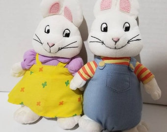 Max and Ruby TY Beanie Babies ba8cb5690441