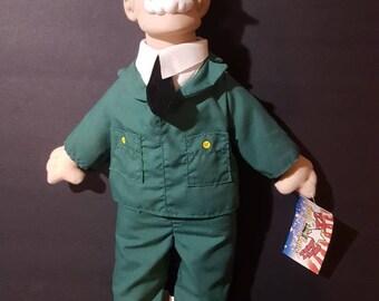 Beetle Bailey Doll General Amos T Halftrack