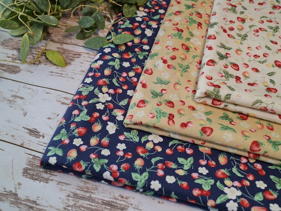 Cotton Quilting Fabric.Printed Cotton Poplin Fabric Patchwork Cloth Quilting. Applique Doll cloth