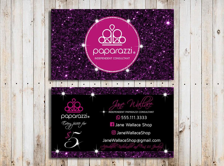 Paparazzi business cards paparazzi accessories paparazzi etsy zoom colourmoves