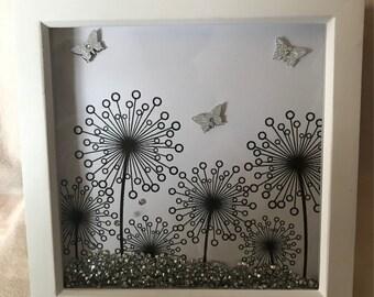 Dandelion box frame