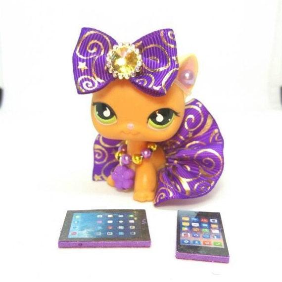 Littlest Pet Shop LPS Custom Accessories Outfit Clothes