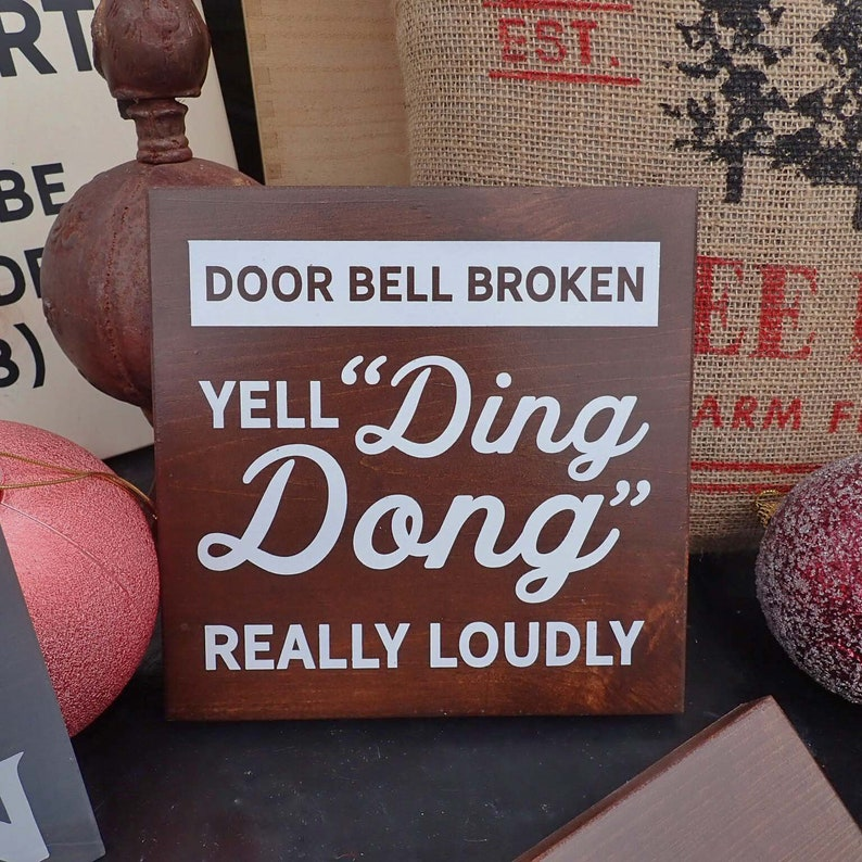 Painted wooden sign porch sign  wall art porch decor front image 0