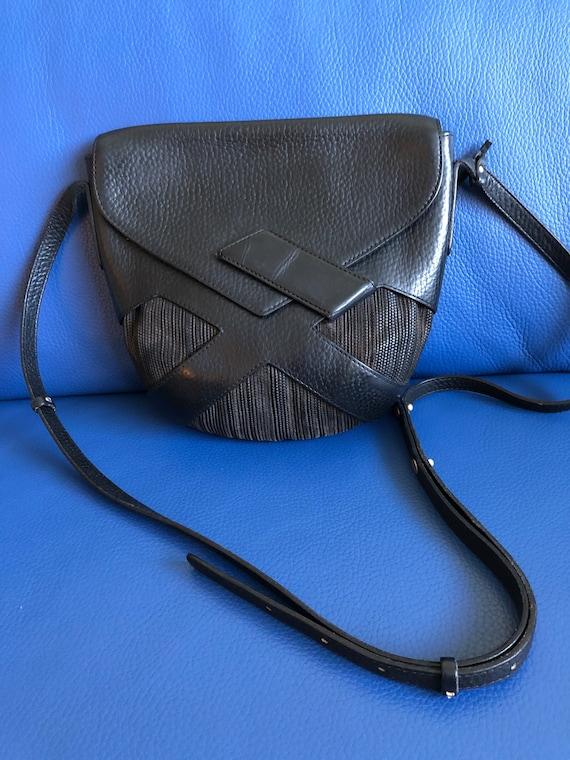 Authentic DELVAUX shoulder/crossbody bag
