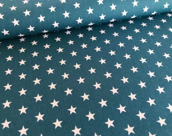 Cotton-Popeline stars, petrol
