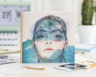 Stick MAR album book