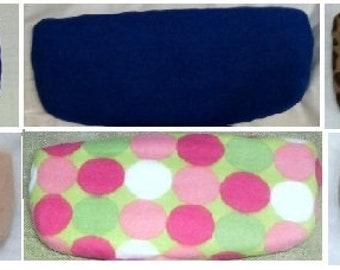 Fleece Fabric Cover Toilet Tank Top (stock #2)