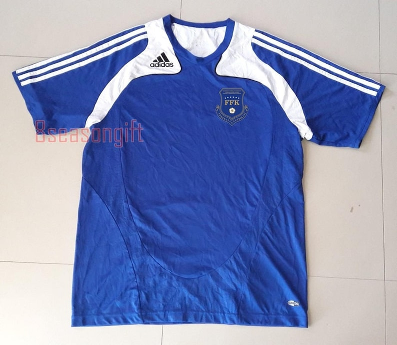 1eeaaf9d4 Vintage Kosovo National Football Shirt Soccer Jersey M