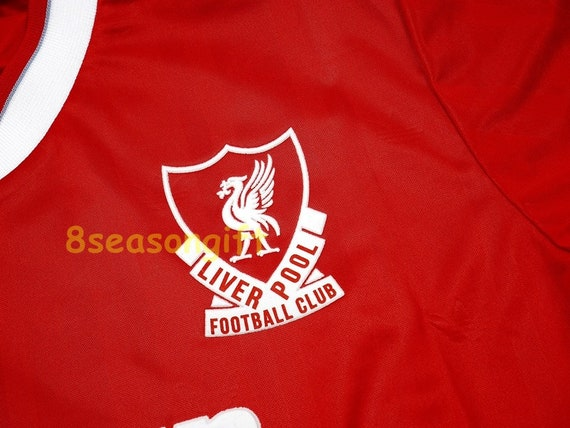 buy online 7df8a 1f59a Liverpool 1987-1988 Soccer Jersey Football Shirt SIZE S M L XL