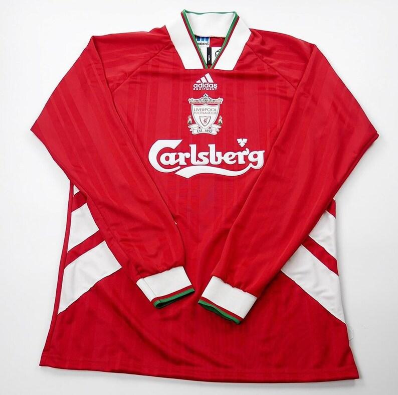 Liverpool 1993 1995 Fußball Shirt Soccer Jersey S M L XL
