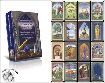Lenormand Mistico | Divination Cards