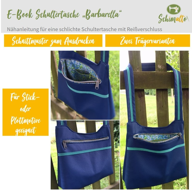 E-book Shoulder bag Barbarella image 0