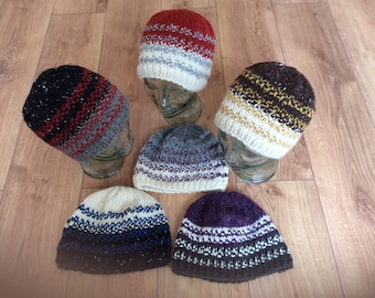 e5fbaef224f Knitted wool beanie hat