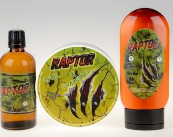 SFWS Raptor Shaving Set