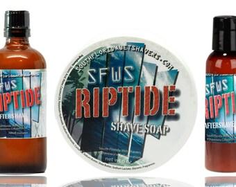 SFWS Riptide Shaving Set