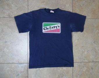 c0e106f35d99 VTG Shorty's Chortys Skate Skateboard Skater T-Shirt Medium Streetwear